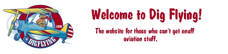 Welcome to DigFlying.com